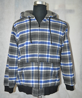 Men's fashional hooded jacket