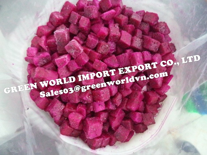 WHITE PINK PITAYA PUREE - 100% PURE WITH ORGANIC CERT - BEST SELLER 2016