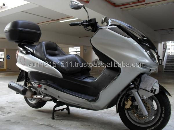 Used Scooter Motorcycles