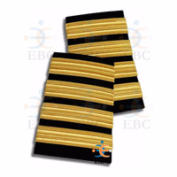 Epaulets, Traditional Shoulder Boards for Aviators