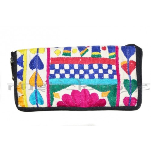 Antique Look Wallet for Ladies