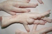 ISO, HACCP & Halal Grade A Chicken Feet / Frozen Chicken Paws From Brazil