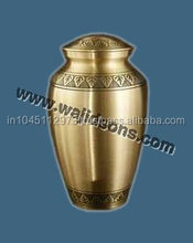 colourful metal urns | cremation urns | memorial urns
