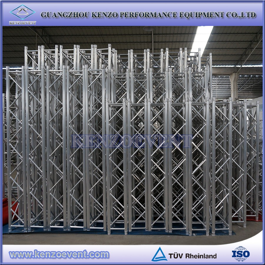 Used aluminum truss aluminum stage roof truss for sale for Buy truss