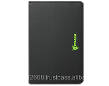 "VIVACASE PU leather universal case Neon for tablet PC 8"", black&green (VUC-CN008-bg)"