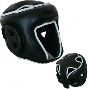 Branded Head Guard / Boxing Head Guard Black & Red Color Free Shipping
