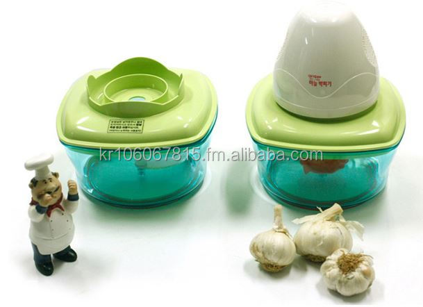 Garlic Peeler & Automatic Vegetable Chopper