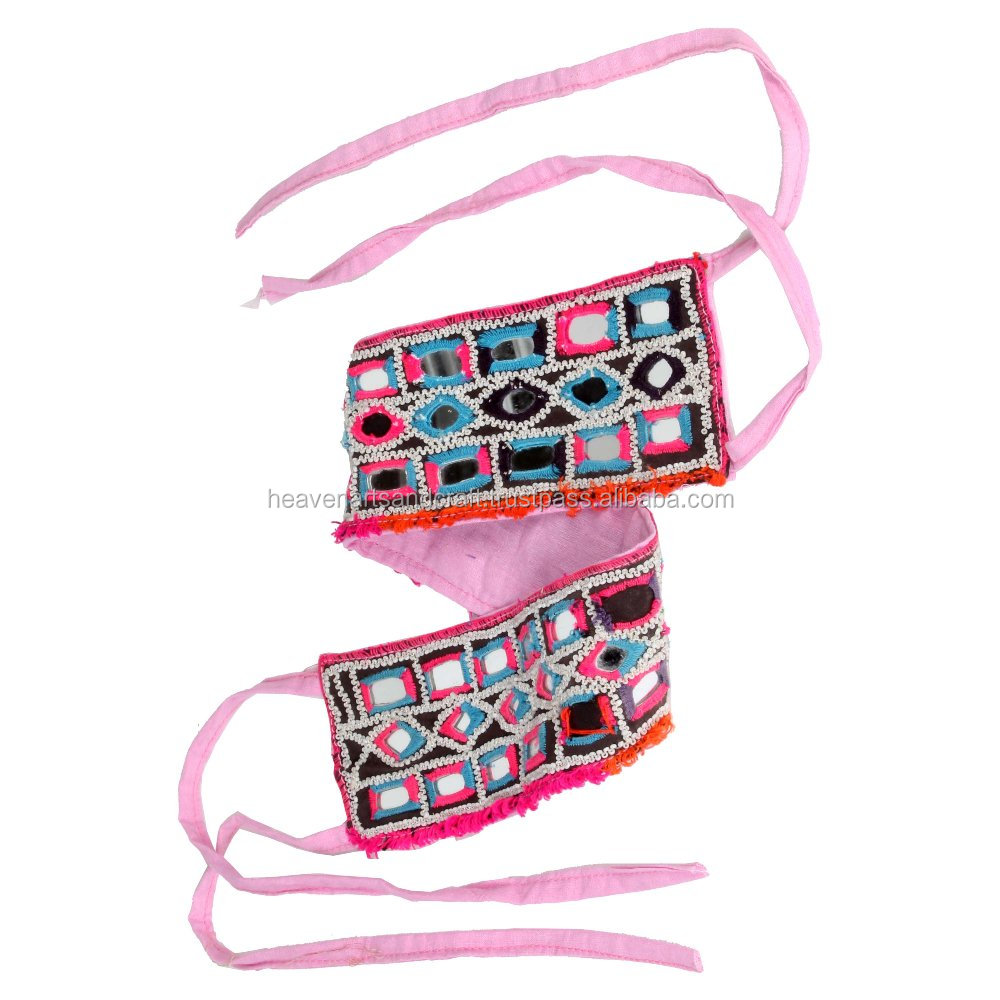 Embroidered Tribal Belt |Festival Vintage Kuchi Banjara Gypsy Belly Dance Belt