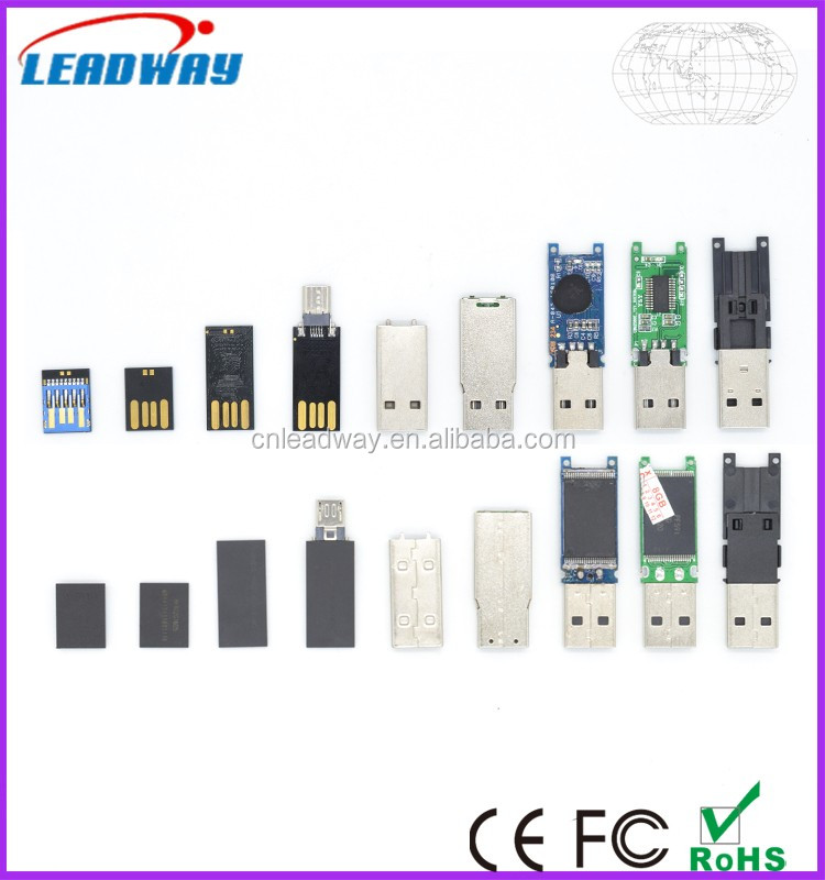 Different Kind of USB 2.0 Chipset for USB 3.0 Flash Drive