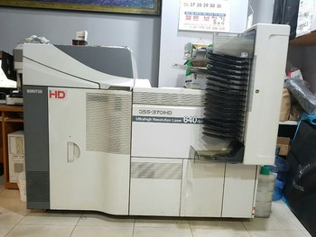 Used minilab - NORITSU QSS 3701 HD with Scanner(HS-1800)