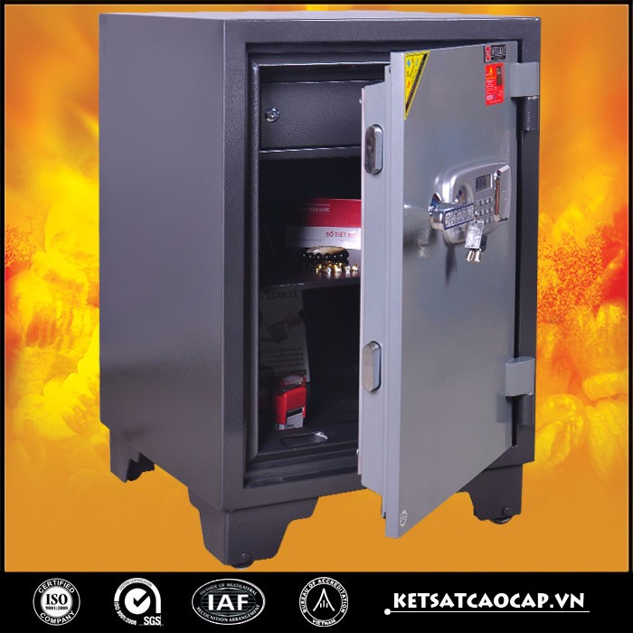 High Quality Series Fire Resistant Safes, Fireproof Safe, Office - KCC 150 EV