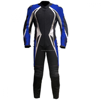 MOTOR BIKE / one pc LEATHER SUIT