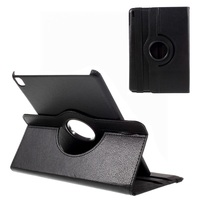 360-degree Rotary Stand Litchi Leather Cover for iPad Pro 9.7 inch