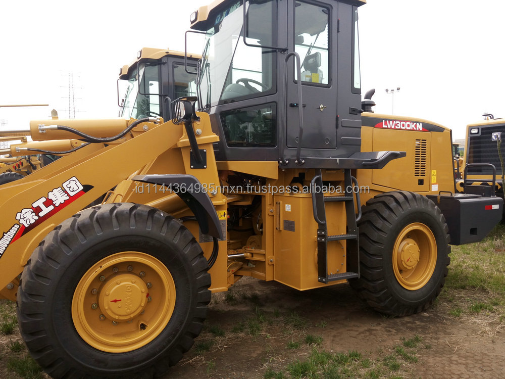 XCMG loader LW500KN atv log loader Factory direct sale
