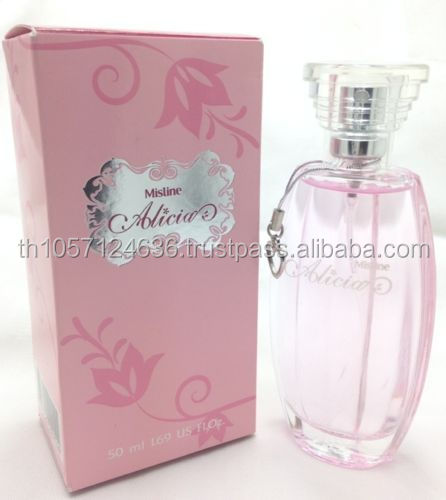 MISTINE ALICIA PERFUME SPRAY FRUITY FLORAL FRAGRANCE INSPRING