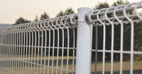 PANEL FENCE wire fencing panel welded steel grating