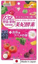 COSME NO1 ISDG 232 Beauty and whitening ENZYME DIET 120 TABLETS Bifidobacterium made in japan