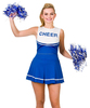 Free design School girls cheeerleader uniforms,cheerleader costume woman