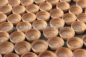 Best supplier of Bamboo Bowl for food ( Skype: July.etop)