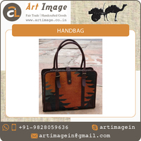 Classical Real Leather Lady Handbag Tote Bag by a Leading Manufacturer