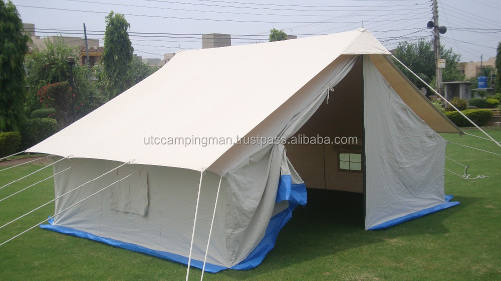 Emergency / Disaster / Refugee Family Relief Tent
