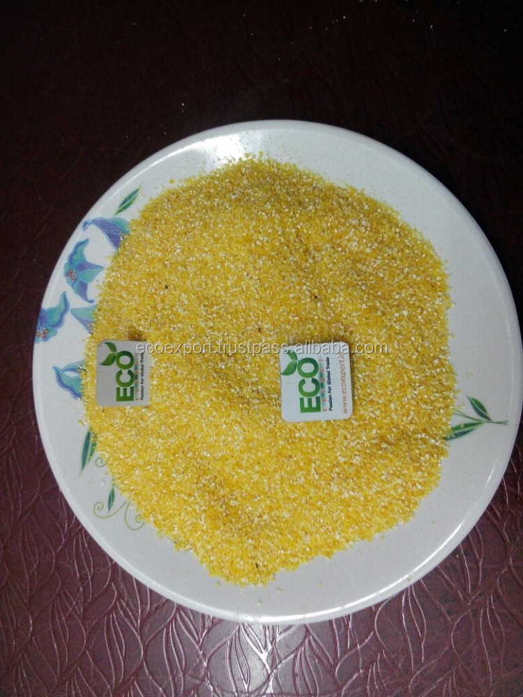 Yellow Corn Grits animal feed