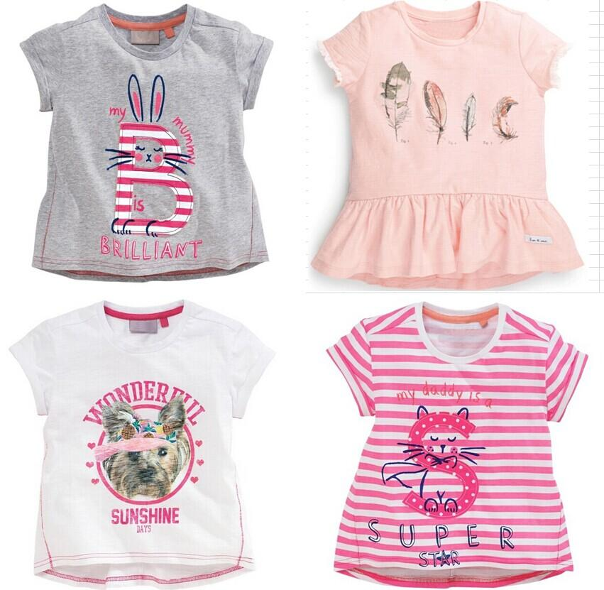 Autumn Spring Summer & Winter Kids Boys Girls Wear Clothings Printed Fancy t-shirts 2 Years to 16 Years High Quality