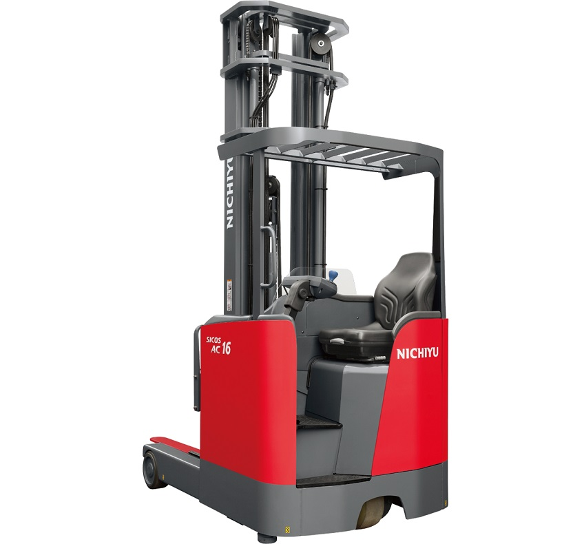 1.6 Ton Electric Reach Trucks For Sales and Rental (Nichiyu FBRF16), Leasing, Brand New and Used, Electric Forklift, Lift Trucks