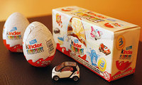 Kinder Surprise Chocolate Egg with Toy Inside Toy Candy