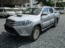 LHD HILUX REVO DOUBLE CAB 3.0G 4x4 AUTOMATIC TRANSMISSION