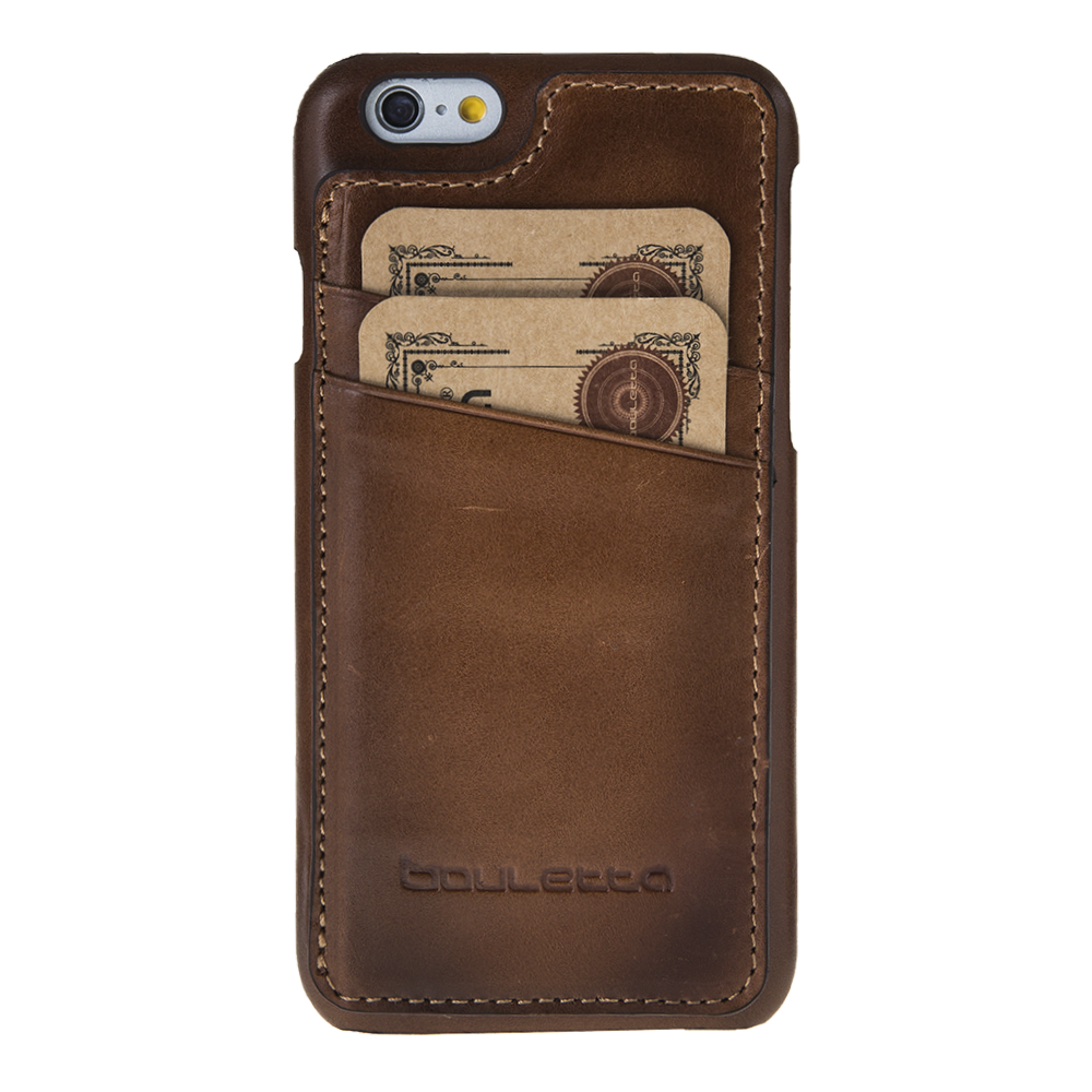 genuine leather cell phone case for iPhone 7 case