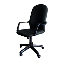 BUGETED HIGH BACK OFFICE CHAIR