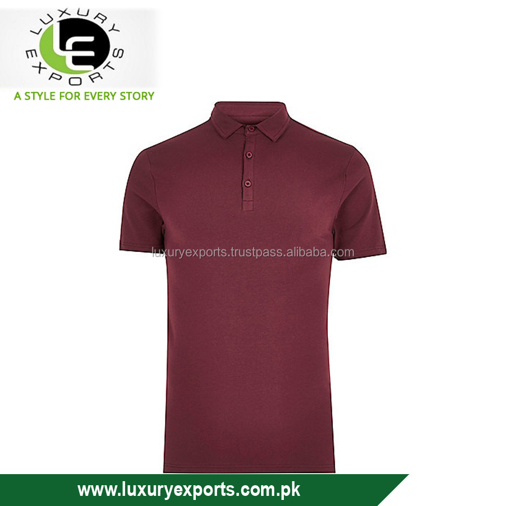 custom t shirt printing muscle pique tipped collar polo shirt men's