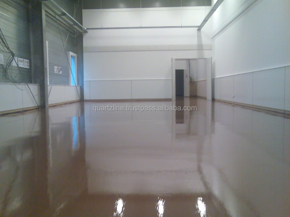 Scratch resistant european quality 2K Epoxy Self-Levelling flooring
