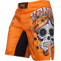 Full Sublimation MMA Shorts Venum Style Designs 2016 Hot seller