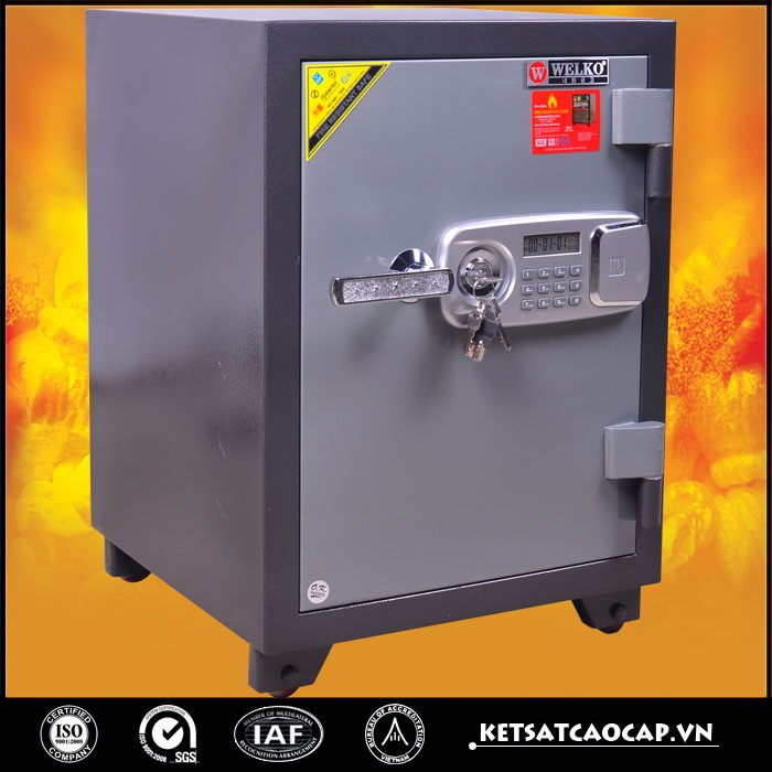 2017 hot sale fireproof office safe , Money ,Jewelary safe box - KCC 120 EV