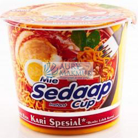 MIE SEDAAP CURRY SPECIAL Cup 79gr