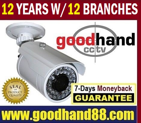 CCTV Security and Surveillance Systems for Philippine Homes