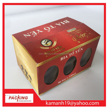 Printed Cardboard Paper Box Packaging/ Custom Cardboard Product Packaging Boxes