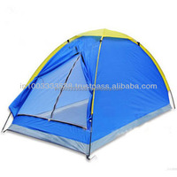 Outdoor Camping Hiking Two Person Four Season Portable Folding Tent