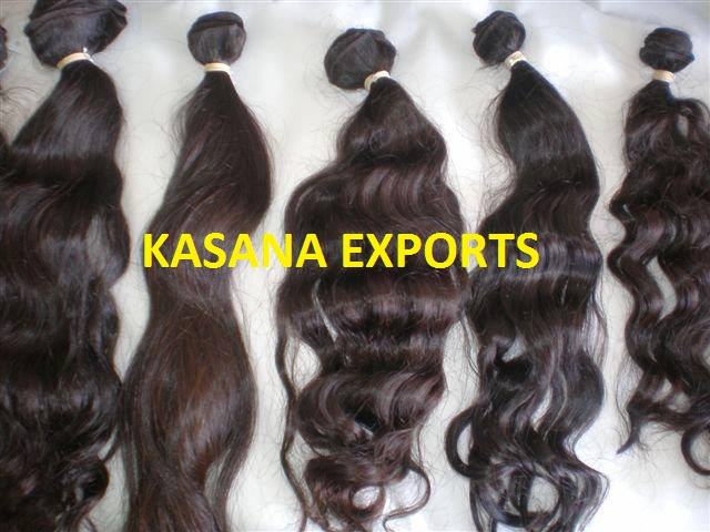 Alibaba express curly raw indian temple hair, top quality 100% pure virgin indian remy hair