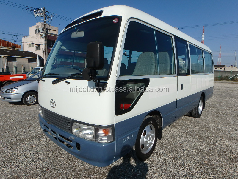 used Toyota Coaster 26 seats