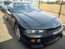 USED CAR PARTS WHOLESALE; USED HALF CUT NOSE CUT FOR NISSAN SKYLINE RB25DET FR MT 2WD (ECR33-131***)