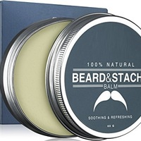 Beard Amp Mustache Balm Oil Wax