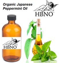 100% Organic Japanese Peppermint Oil