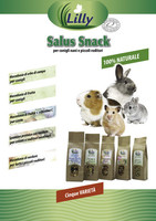 Salus Snack food - Dwarf Rabbits and Small Rodents