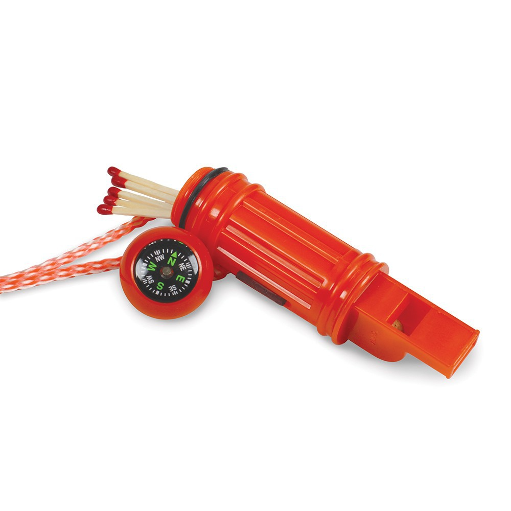 5-IN-1 SURVIVAL WHISTLE #622