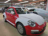 B/NEW CAR - VOLKSWAGEN BEETLE 1.2L TSI - DEMO VEHICLE (LHD 819968)
