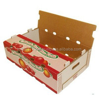 Vegetable &Fruit Boxes Printed or Plain