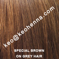 2017 New Lot Special Brown Hair Dye Color